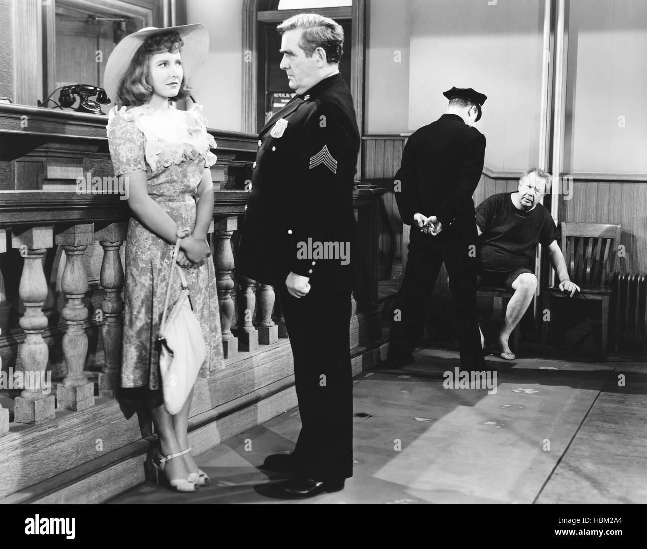 The Devil And Miss Jones From Left Jean Arthur Edward Mcnamara Regis Toomey Charles Coburn 1941