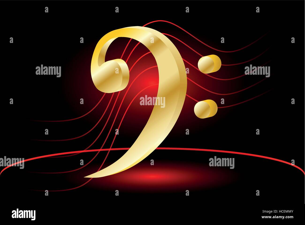 Bass Clef Stock Photos Amp Bass Clef Stock Images