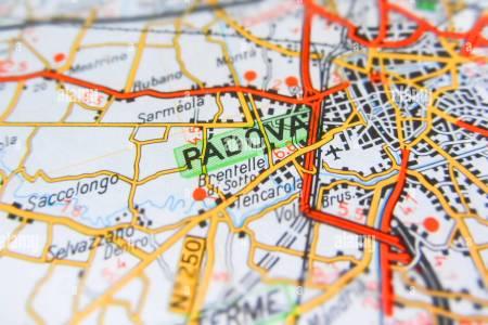 padova tourist map » ..:: Edi Maps ::.. | Full HD Maps