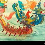 Chinese Dragon Painting High Resolution Stock Photography And Images Alamy