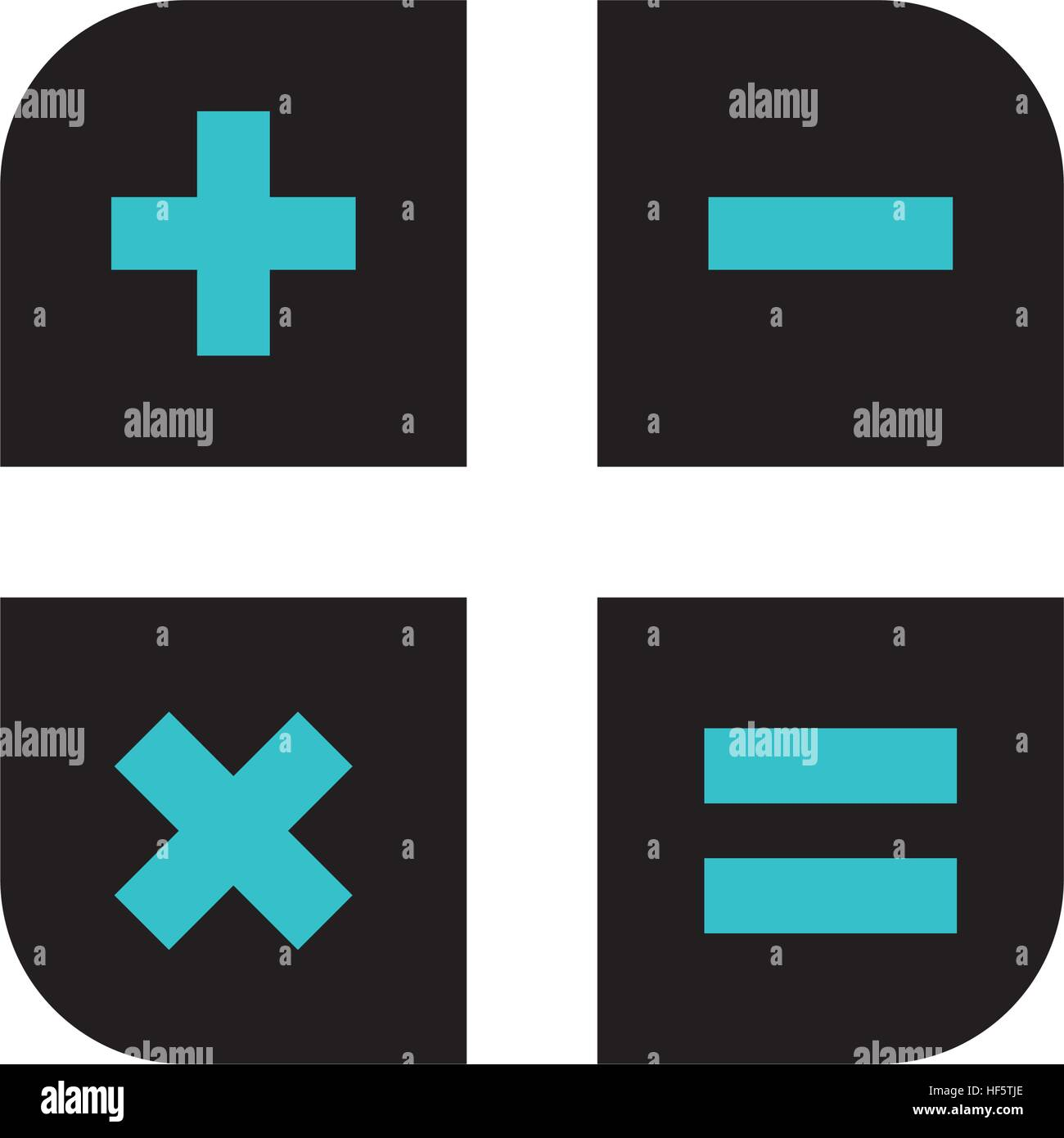 Math Symbols Cut Out Stock Images Amp Pictures