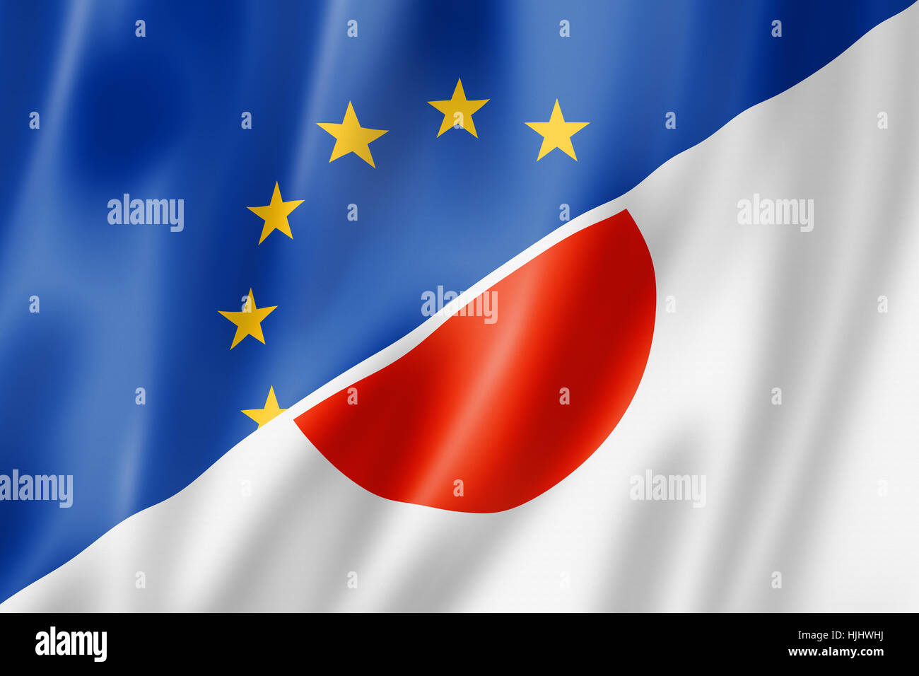 Japan Flag European Stock Photos Amp Japan Flag European