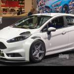 Ford Fiesta White High Resolution Stock Photography And Images Alamy