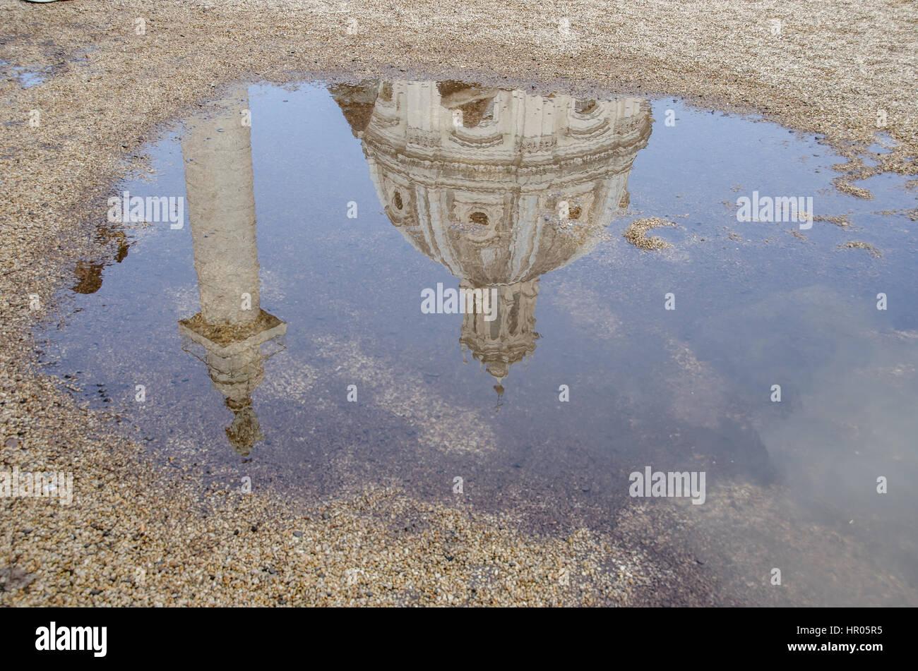 Le Domus Romane Di Palazzo Valentini Stock Photos Amp Le