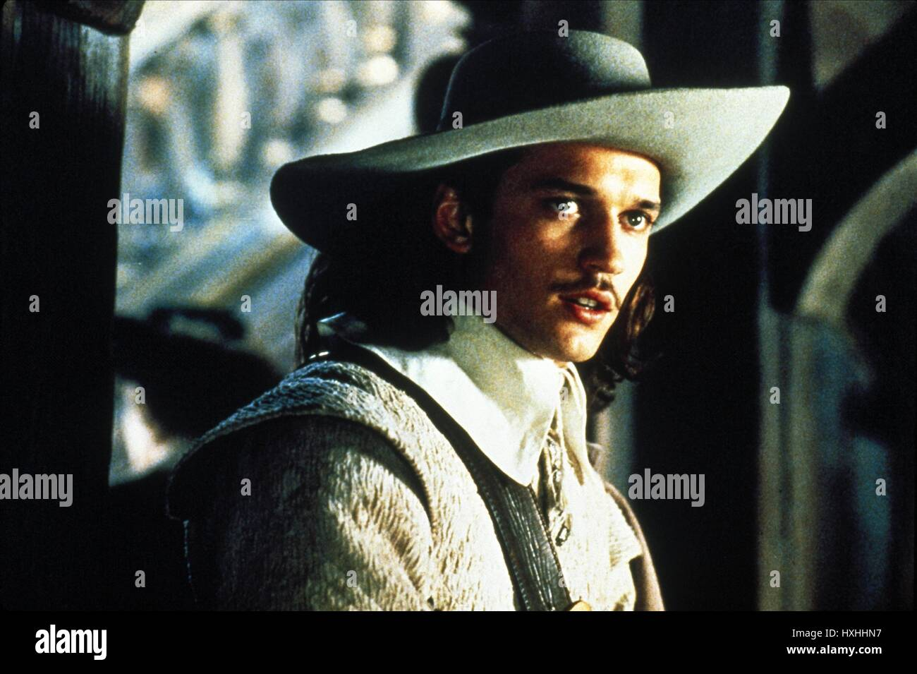 Vincent Perez Cyrano De Bergerac Stock Photo