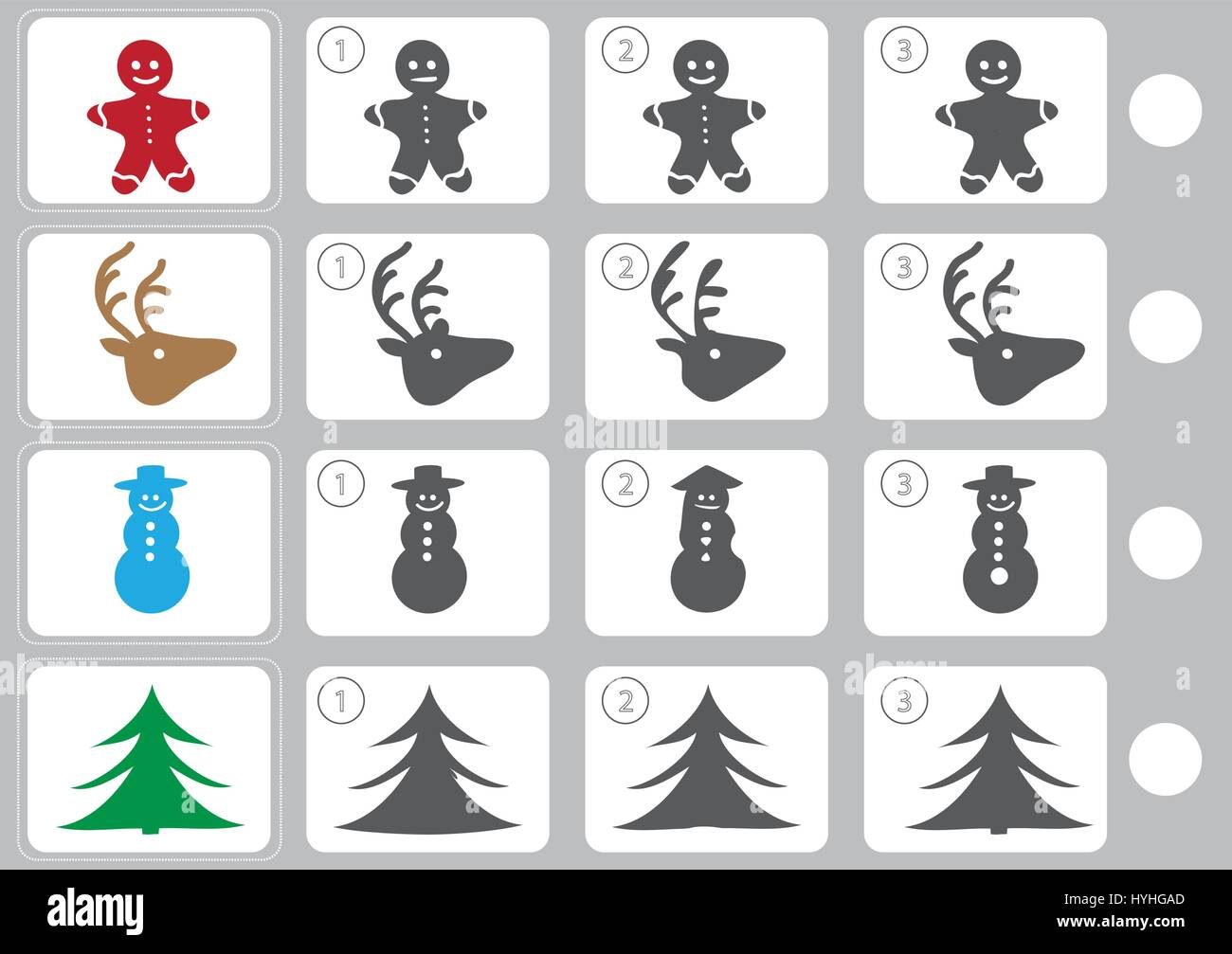 Match Shadow Puzzle Worksheet Kids Stock Photos Amp Match Shadow Puzzle Worksheet Kids Stock