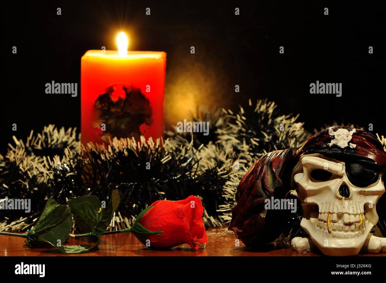 Burning Rose Phone Background