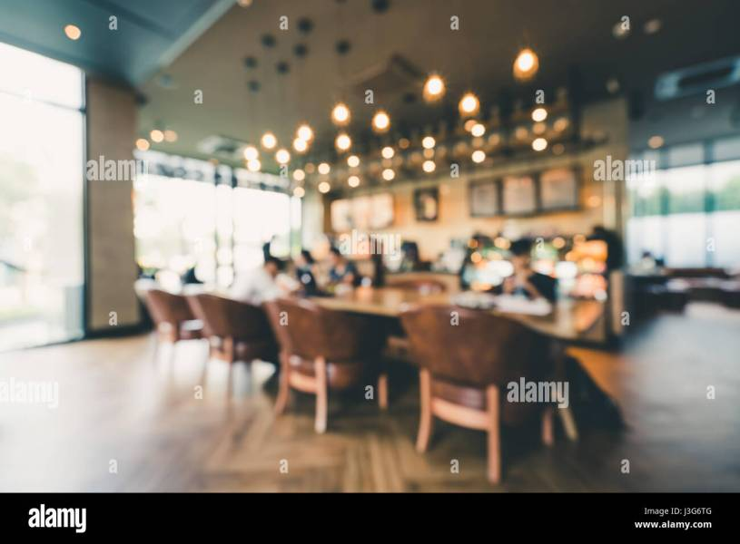 Blur background of modern coffee shop or indoor cafe  Casual Stock     Blur background of modern coffee shop or indoor cafe  Casual lifestyle  concept or graphic resource