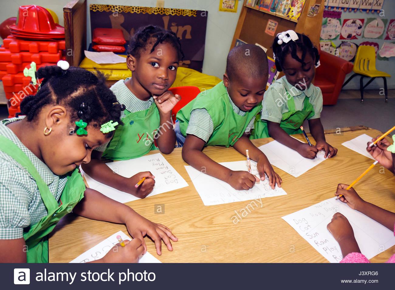 Kindergarten Classroom Boy Girl Stock Photos Amp Kindergarten Classroom Boy Girl Stock Images