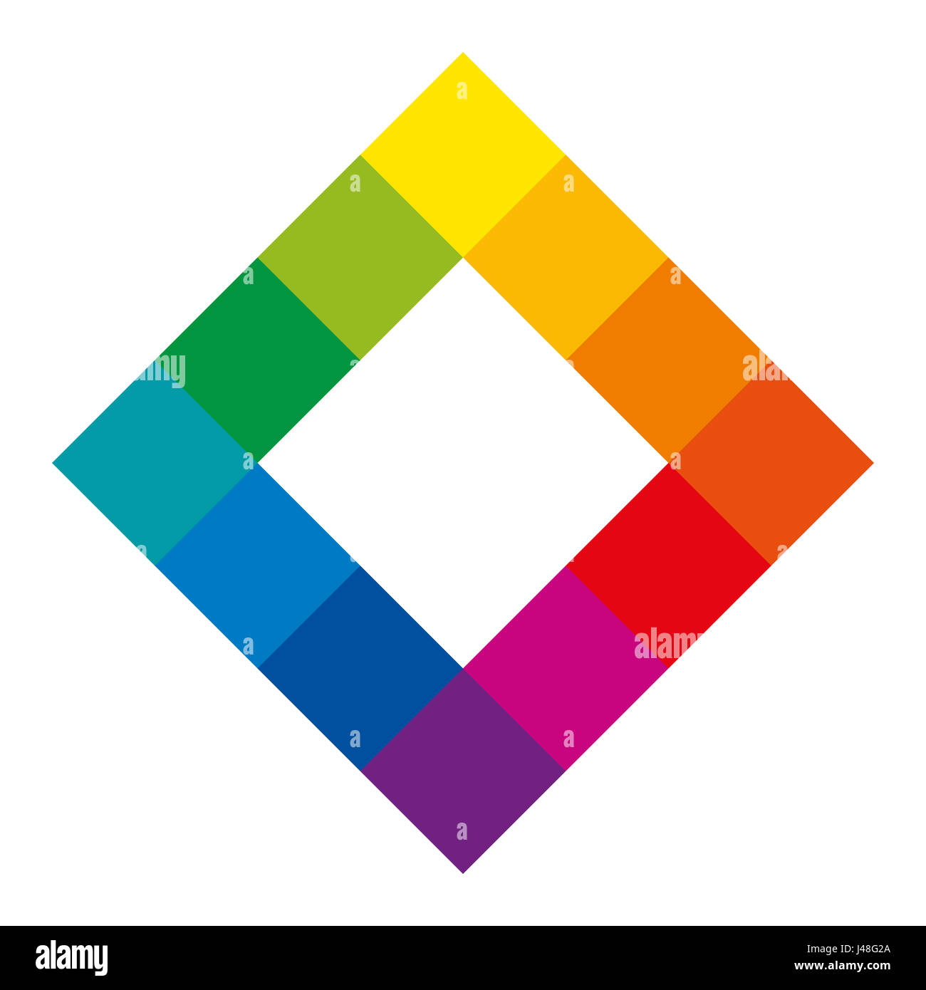 Primary Color Wheel Cut Out Stock Images Amp Pictures