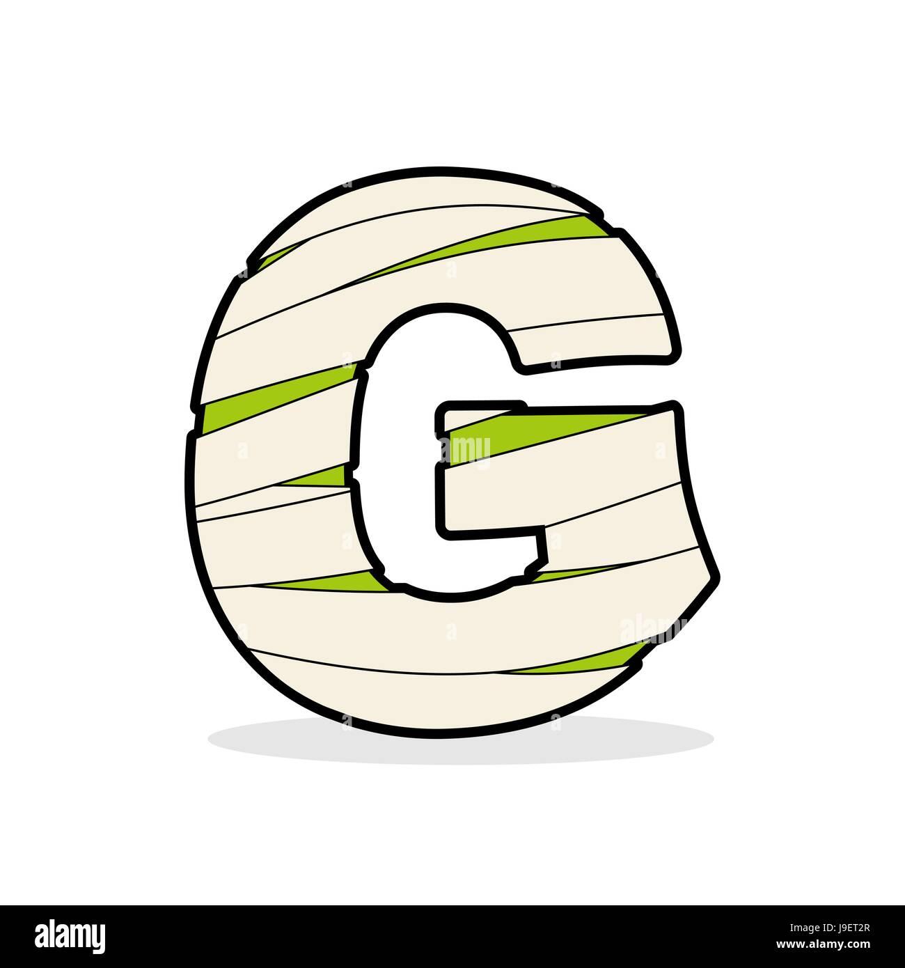 Letter Monster Cartoon Illustration Stock Photos Amp Letter