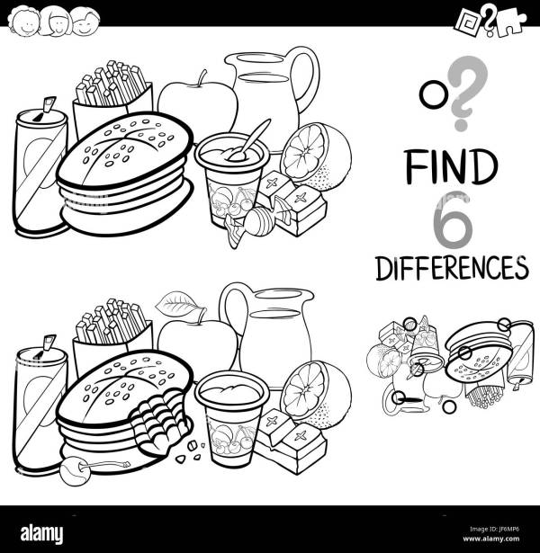 food coloring page # 31