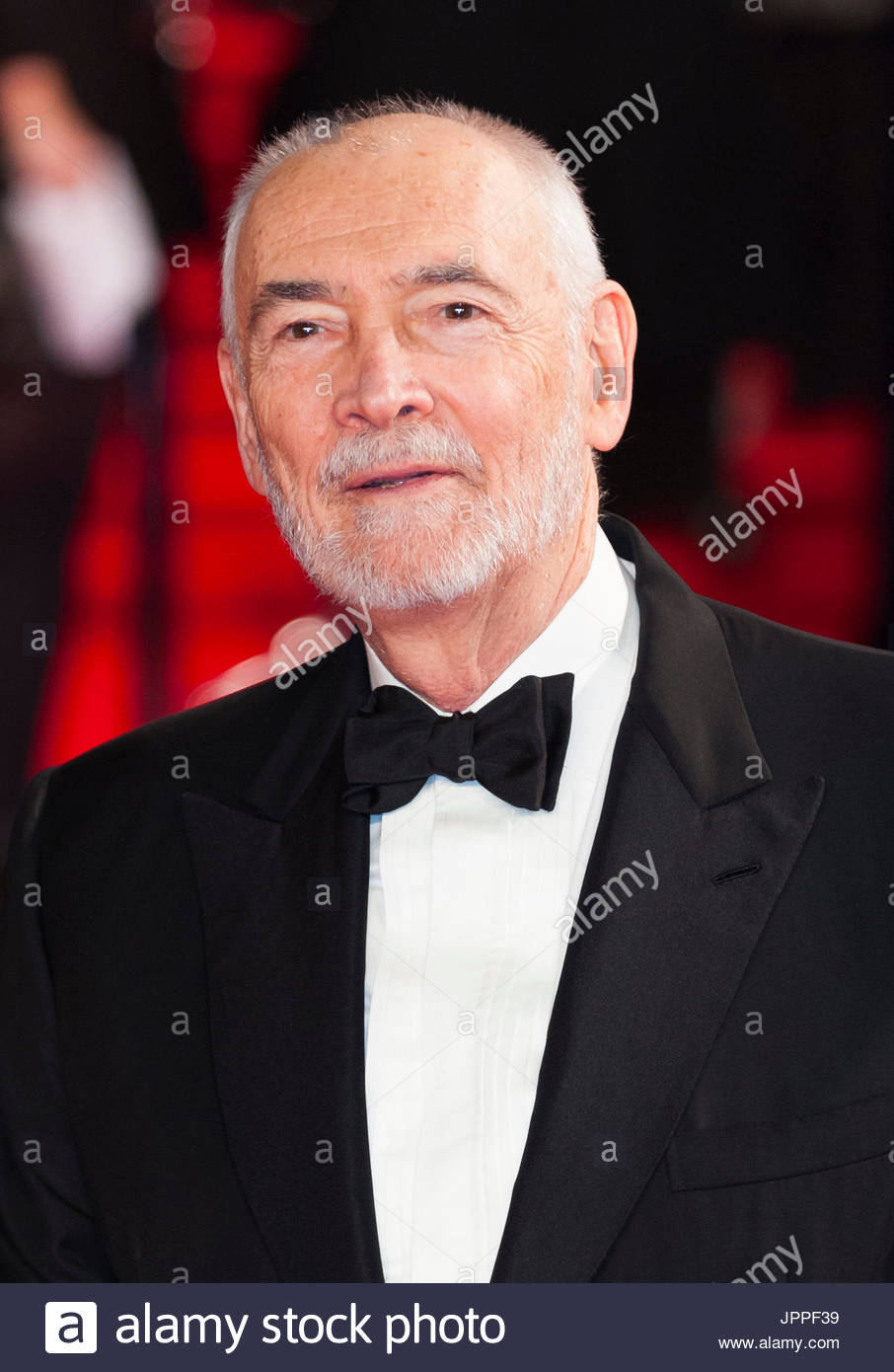 Michael G Wilson  Arrivals at the World premiere of James Bond Stock     Michael G Wilson  Arrivals at the World premiere of James Bond  Spectre  at  the Royal Albert Hall in London