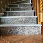 Stairs With Marble And Granite Stock Photo Alamy