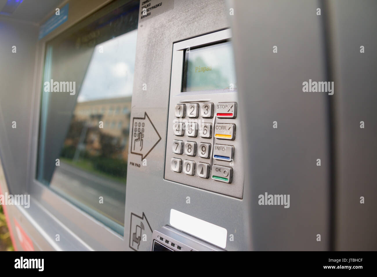 Automatic Teller Machines Stock Photos Amp Automatic Teller