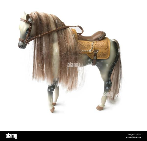 realistic horse toy # 59