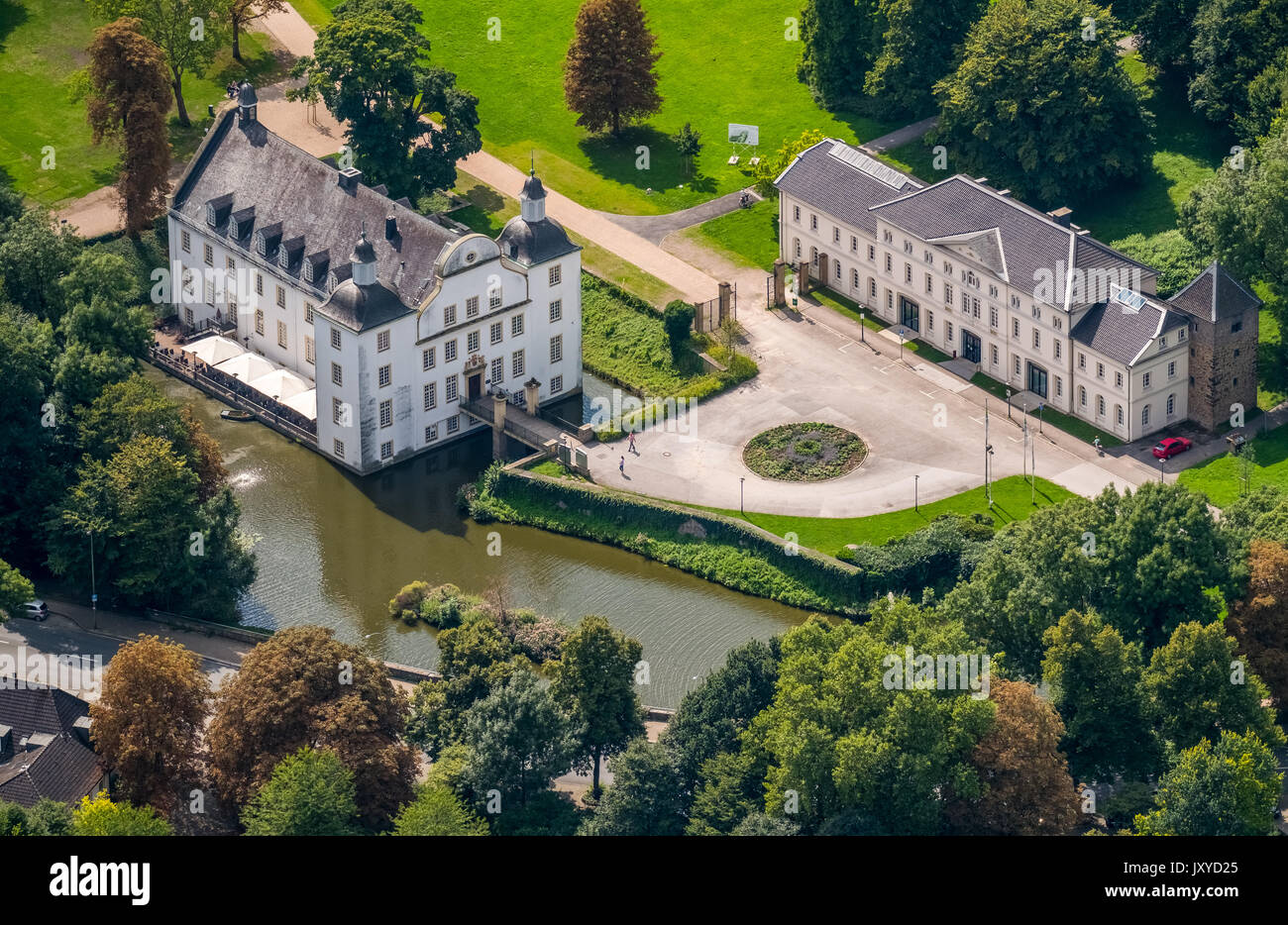 Heiraten Im Schloss Borbeck Standesamt Nrw