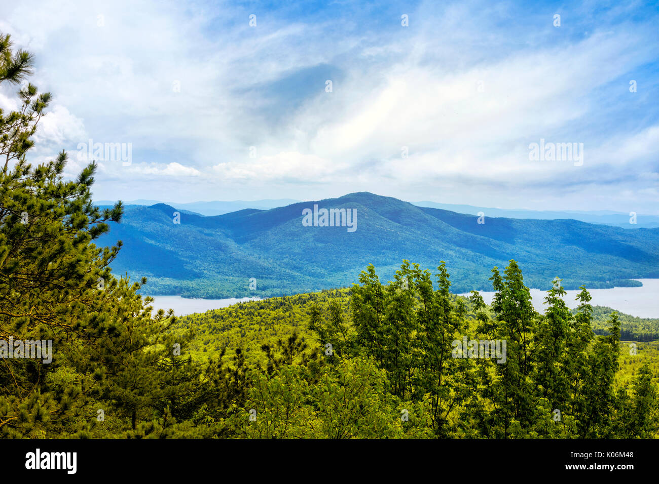 Adirondacks Mountain Range Adirondack Park Warren County