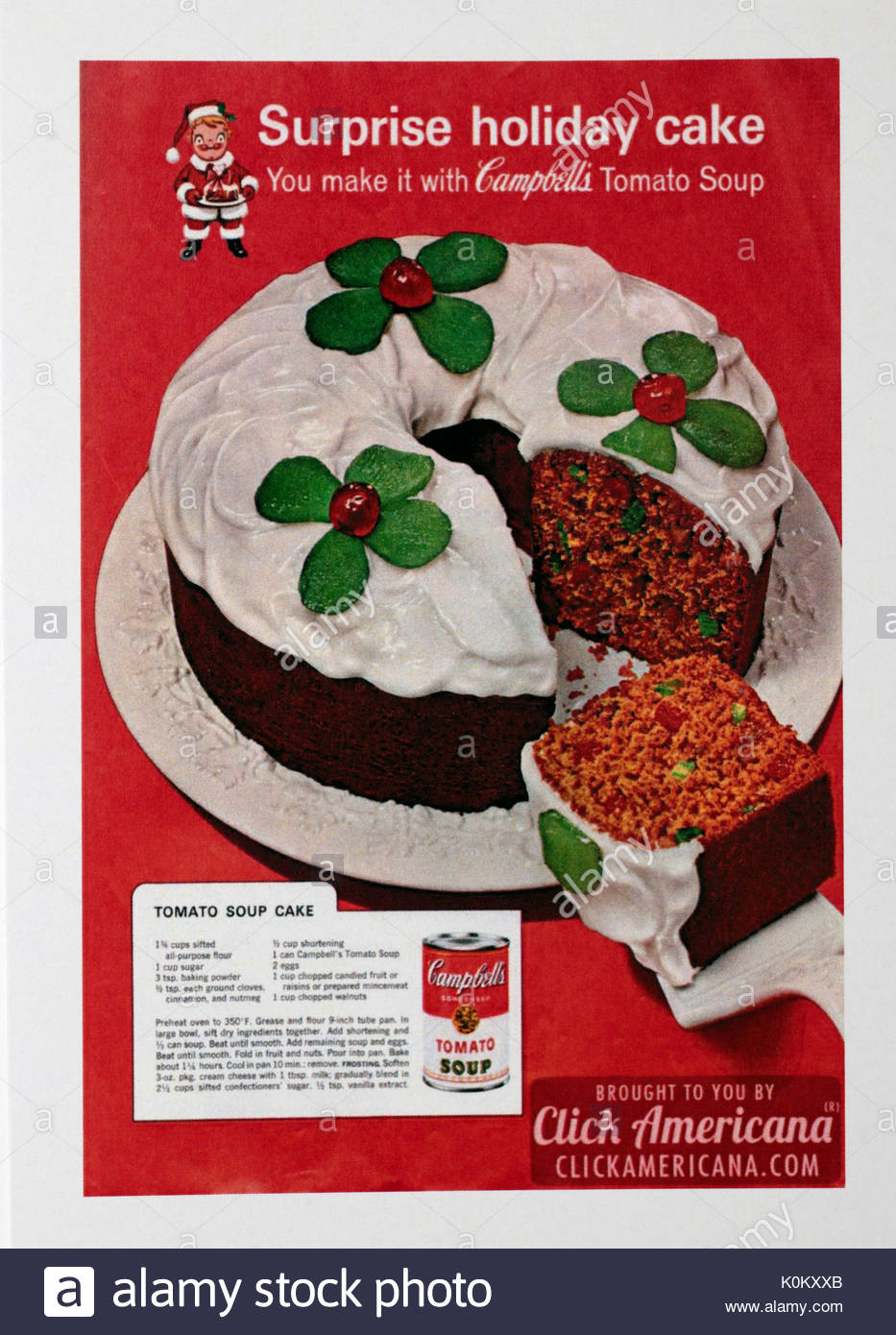 Valentine\'s Day Cake Adverts