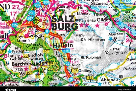 salzburg map » ..:: Edi Maps ::..   Full HD Maps