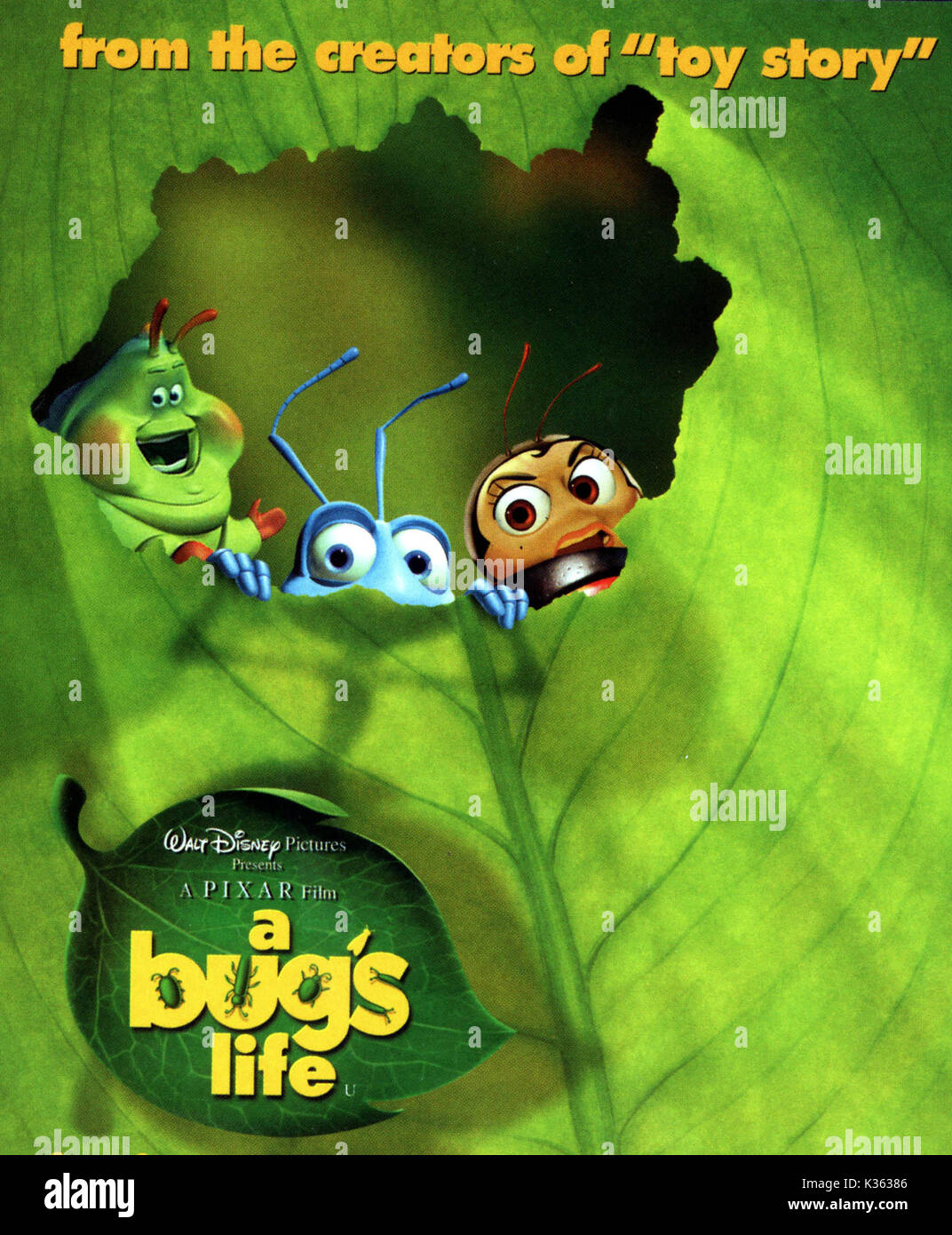 A Bug S Life Us Date Stock Photo