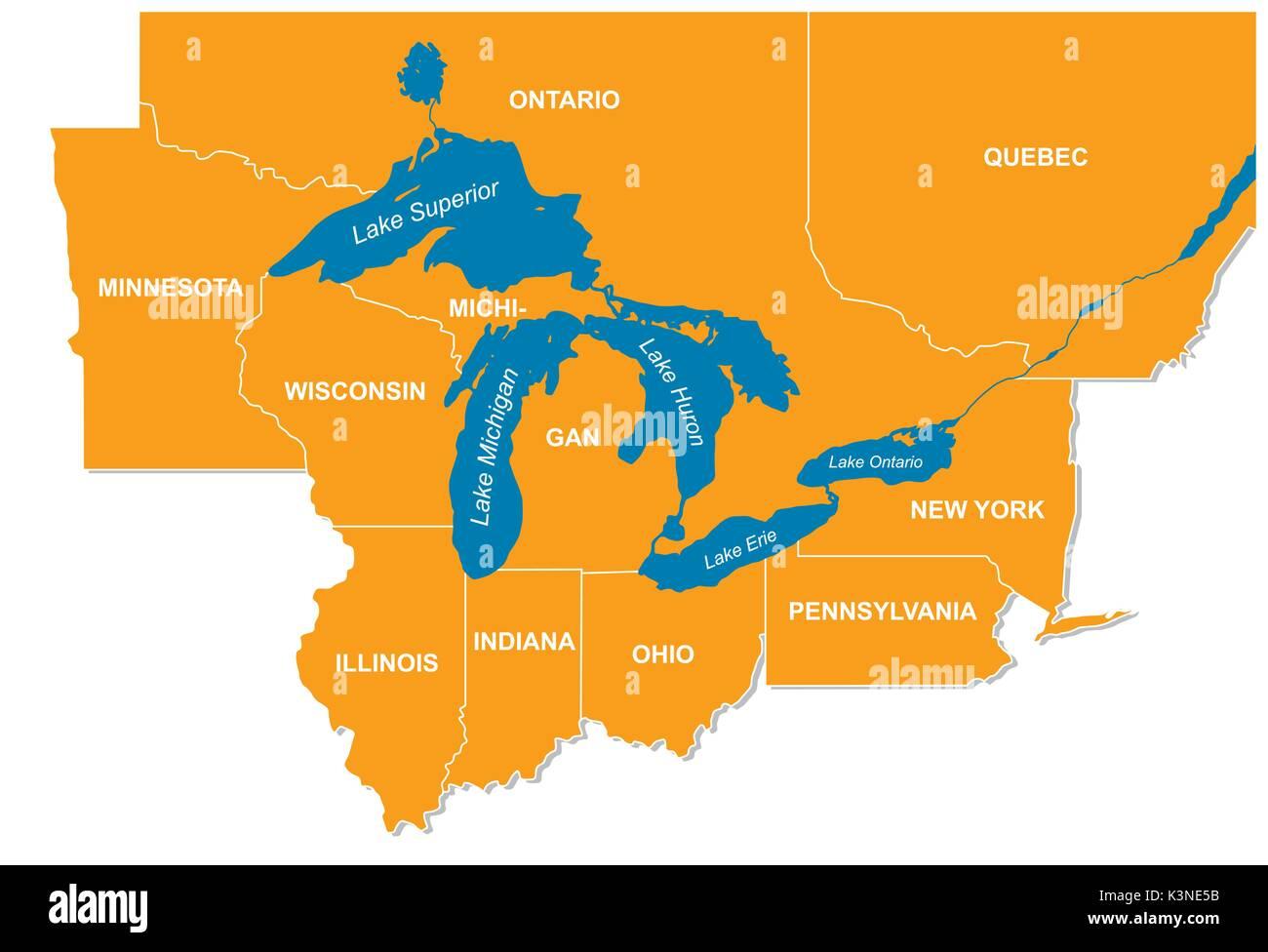 Quebec Map Vector Stock Photos Amp Quebec Map Vector Stock