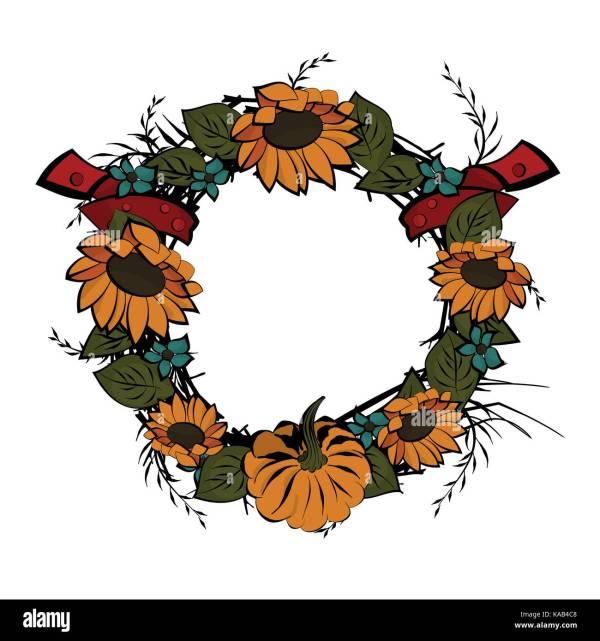wreath template printable # 51