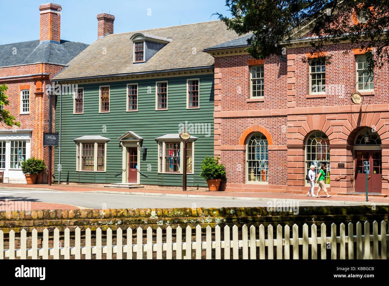 Colonial Williamsburg Virginia Living History Museum 18th