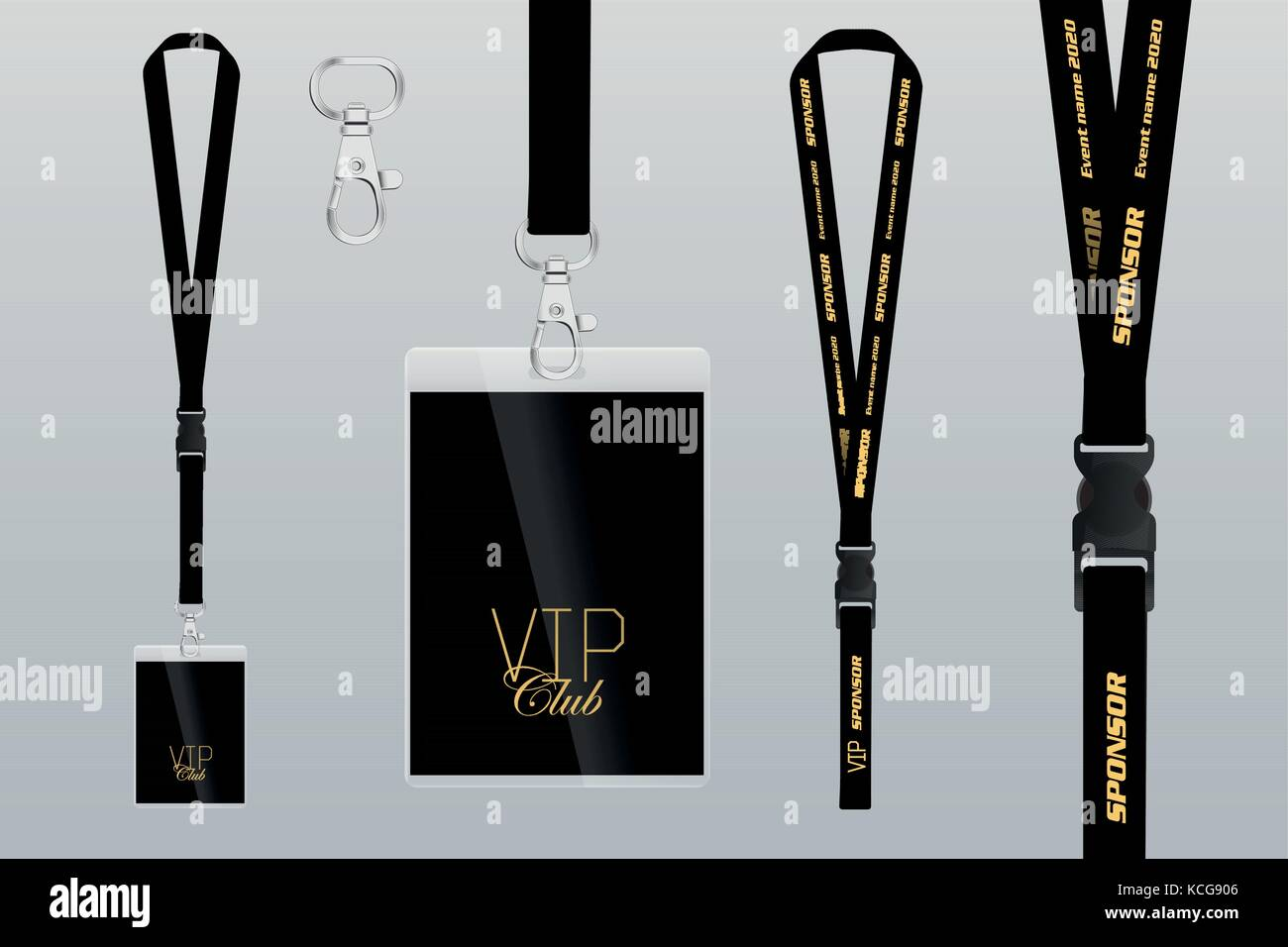 Vip Pass Template FREE DOWNLOAD