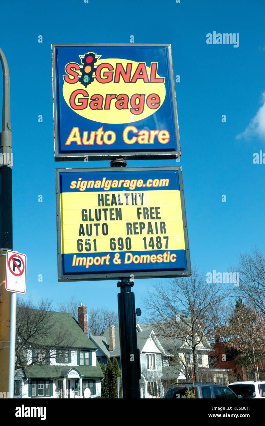 Healthy Gluten Free Auto Repair Humorous Auto Repair