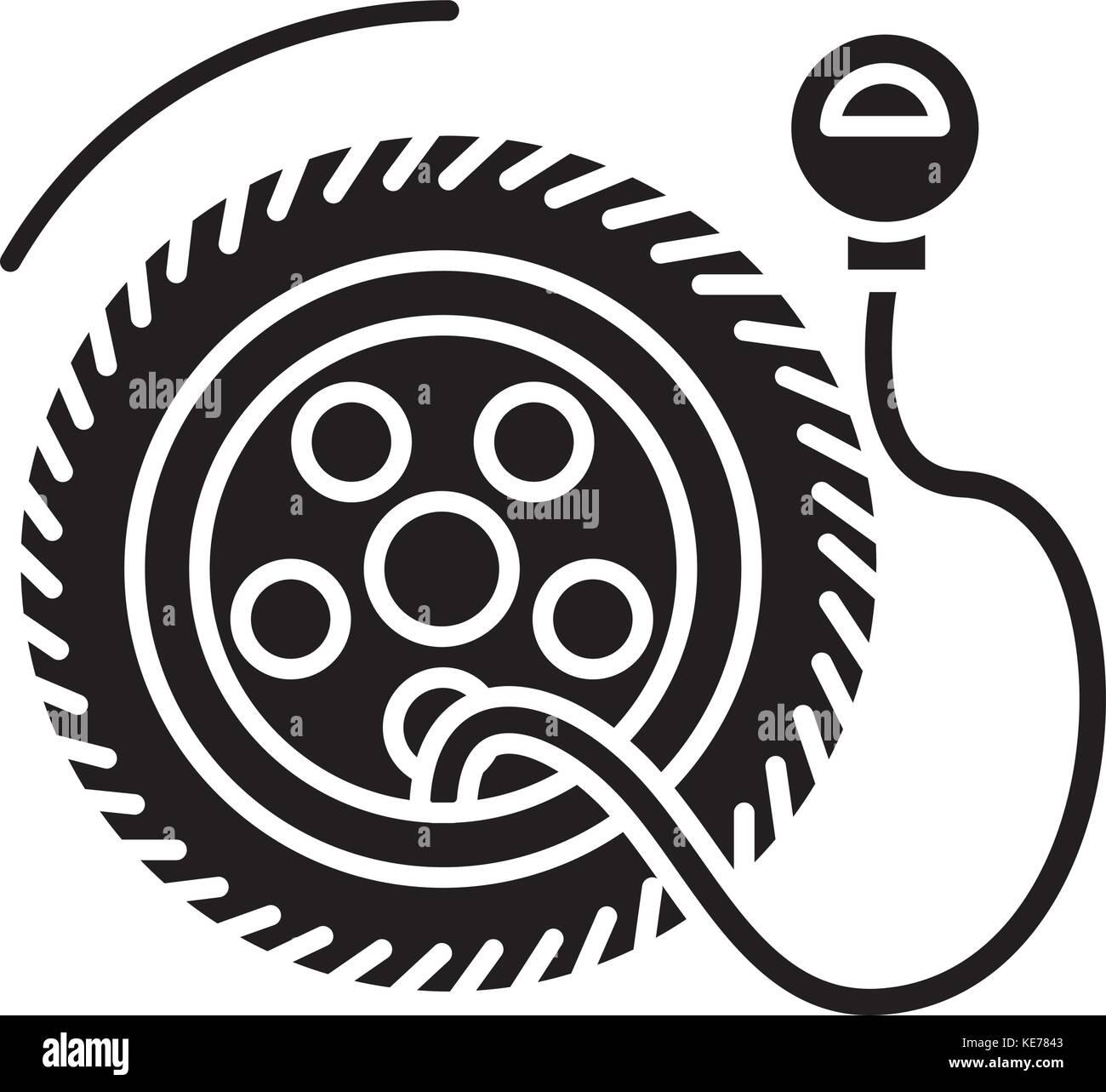 Foot Air Pump Car Tires