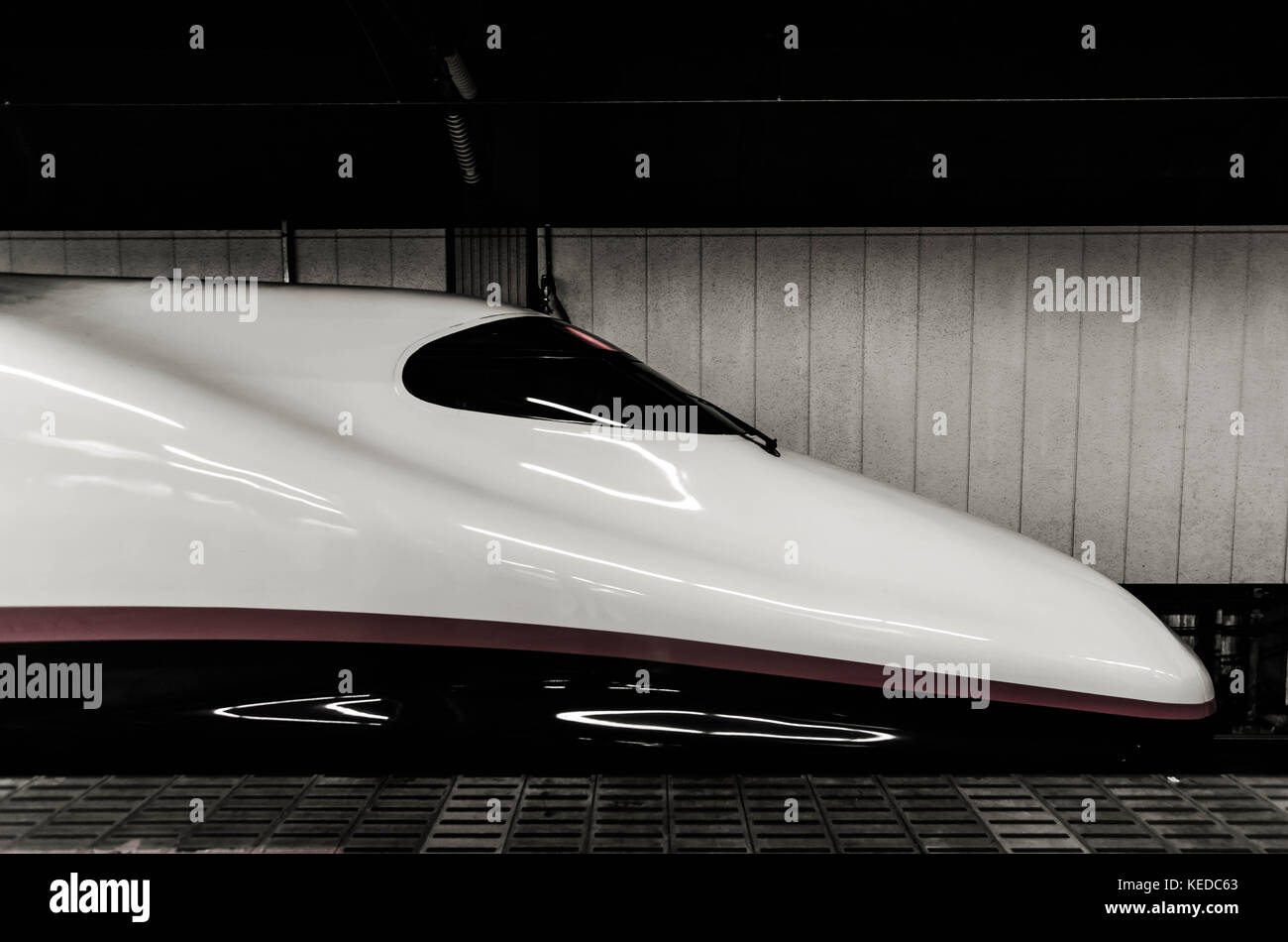 Japanese Shinkansen Stock Photos Amp Japanese Shinkansen