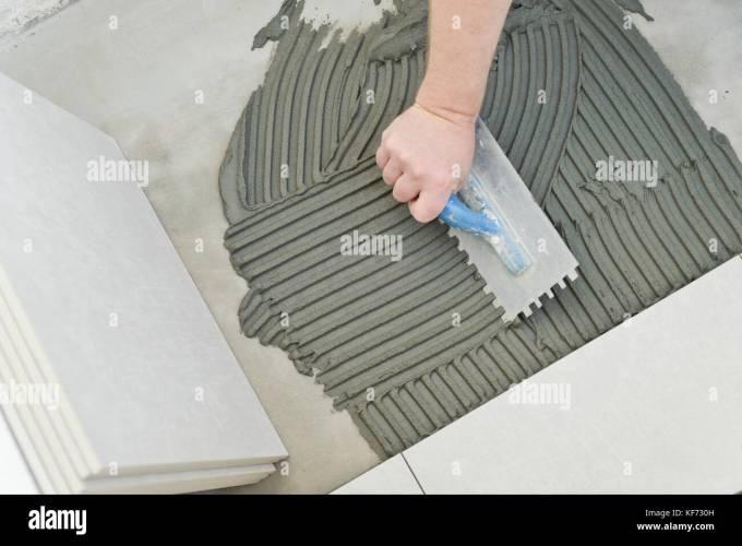 Tile Concrete Floor Preparation Wikizieco - Ceramic tile on concrete floor prep