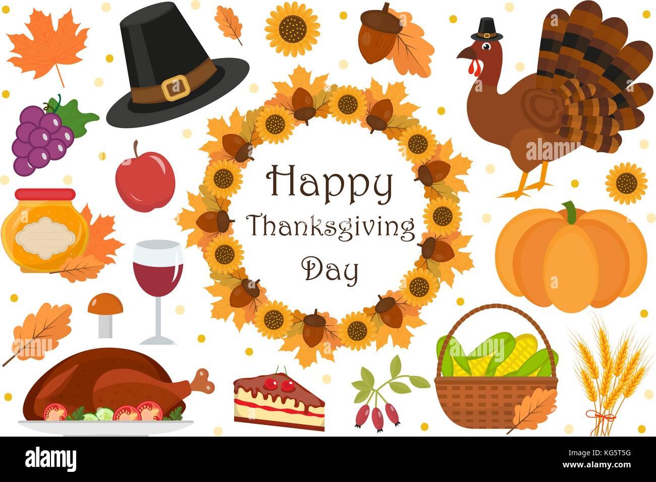 Dibujos De Pavos De Thanksgiving