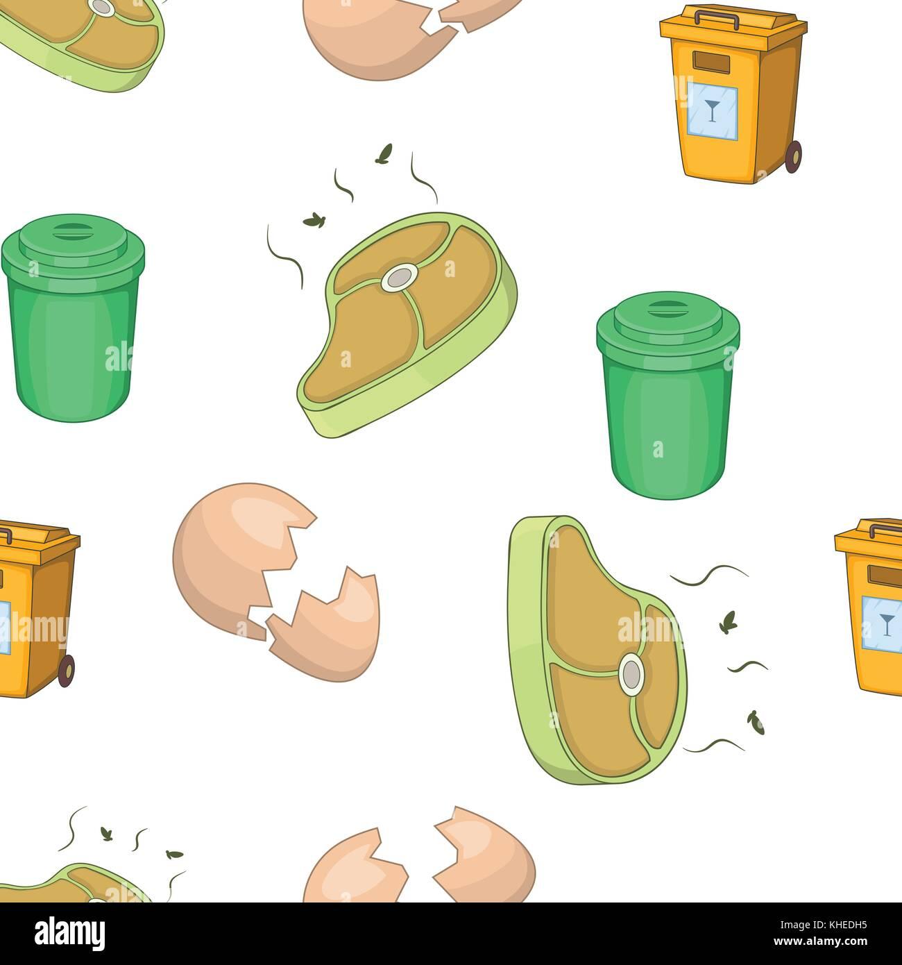 Cartoon Drawing Trash Can Stock Photos Amp Cartoon Drawing