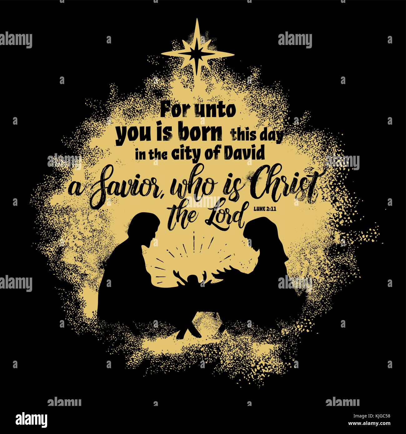 Image result for for unto you is born this day