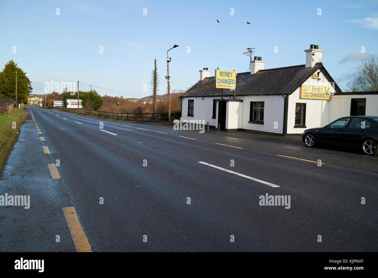 Northern Ireland Border Stock Photos Amp Northern Ireland