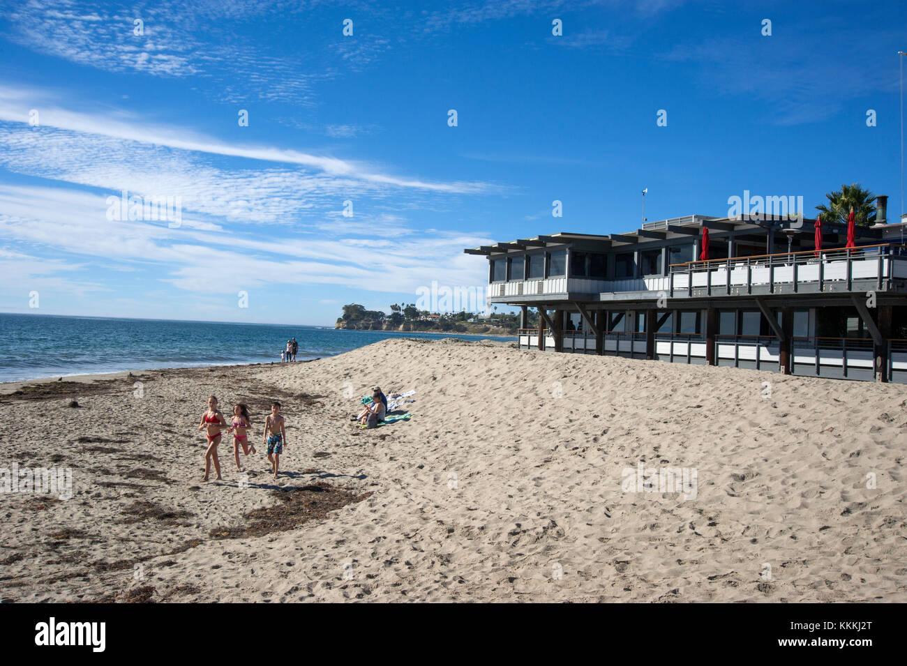 Santa Barbara Harbor Yacht Club