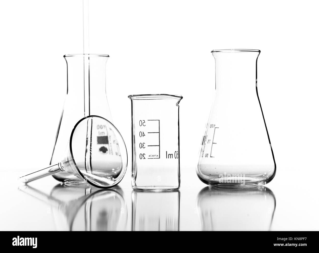Laboratory Equipment Black And White Stock Photos Amp Images