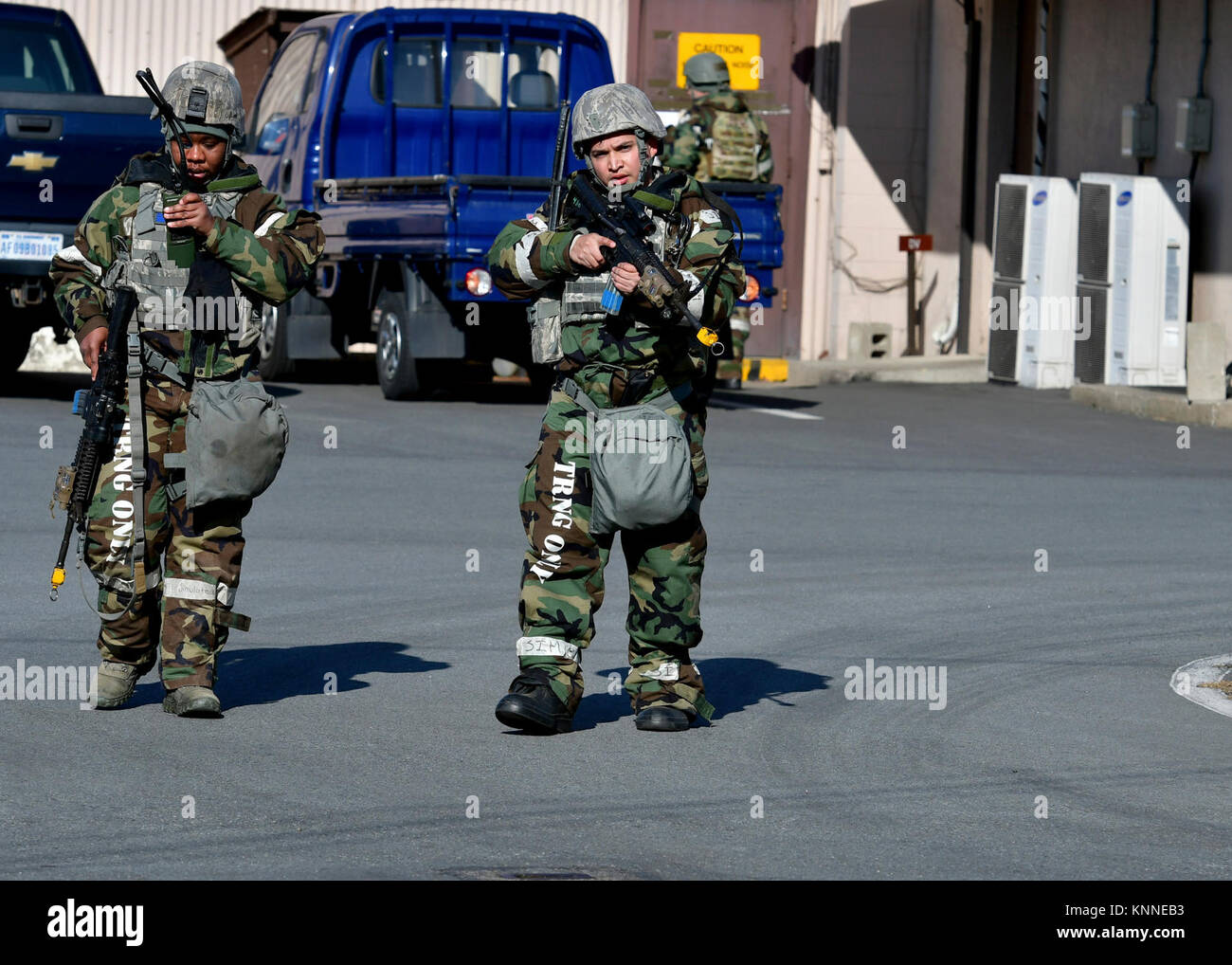 Area 51 Security Forces