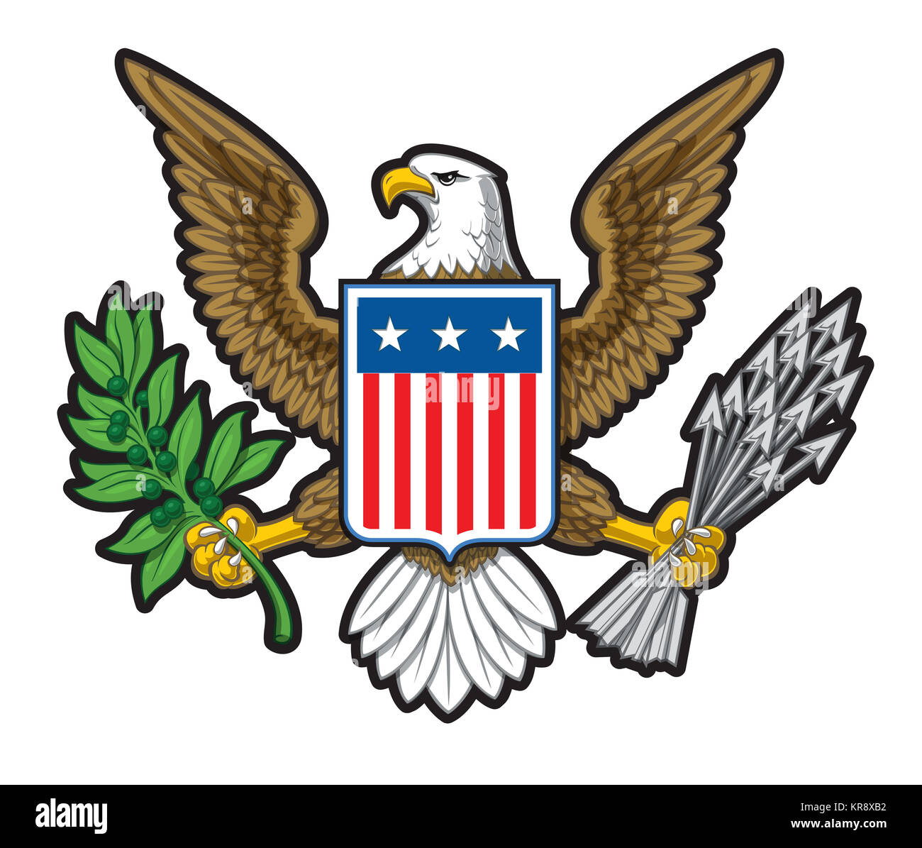 States Presidential Seal Clip Art