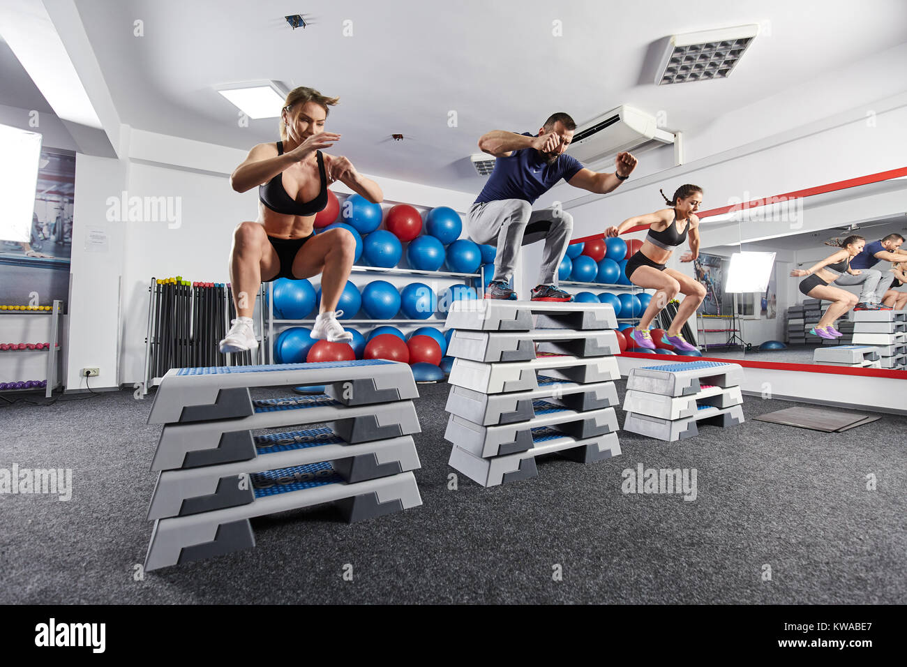 Strength And Conditioning Coach Stock Photos Amp Strength