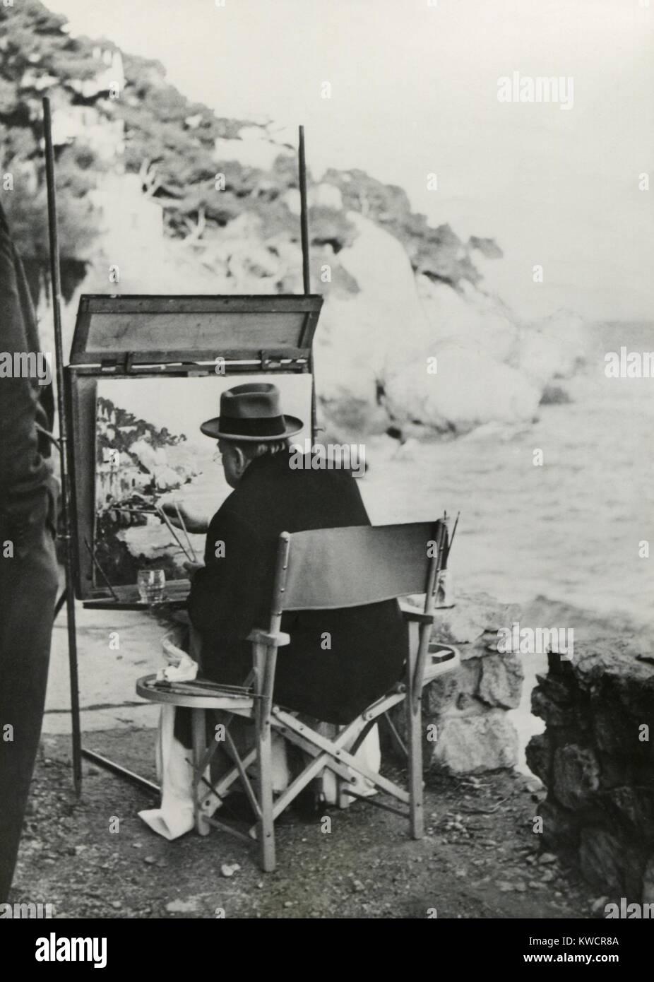 Warum Winston Churchill In Hittisau In Der Holle Schmort Youtube