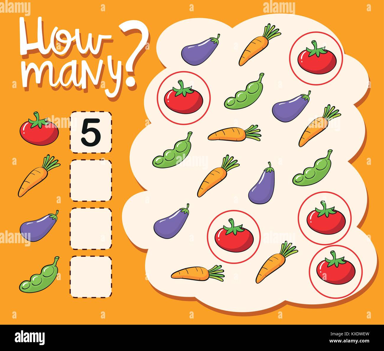 Counting Peas Stock Photos Amp Counting Peas Stock Images