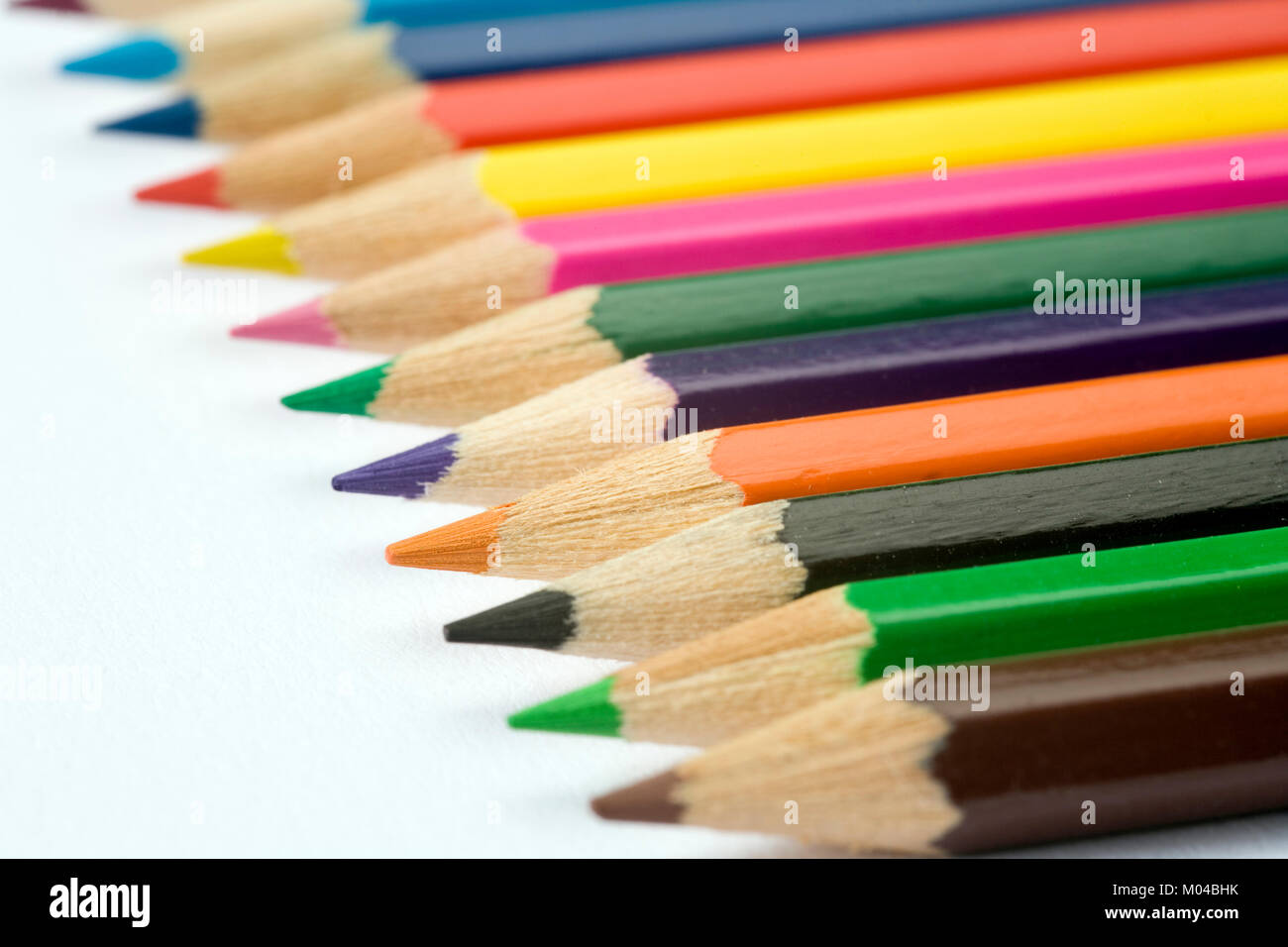 Crayons Close Up Stock Photos Amp Crayons Close Up Stock Images