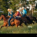 People Riding Horses High Resolution Stock Photography And Images Alamy