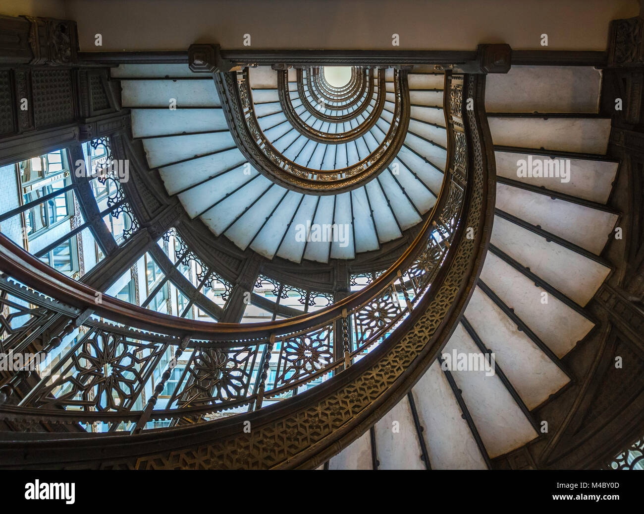 Frank Lloyd Wright Staircase High Resolution Stock Photography And   Frank Lloyd Wright Stairs   Basement   Dorm   Design   Obras   Floor Plan