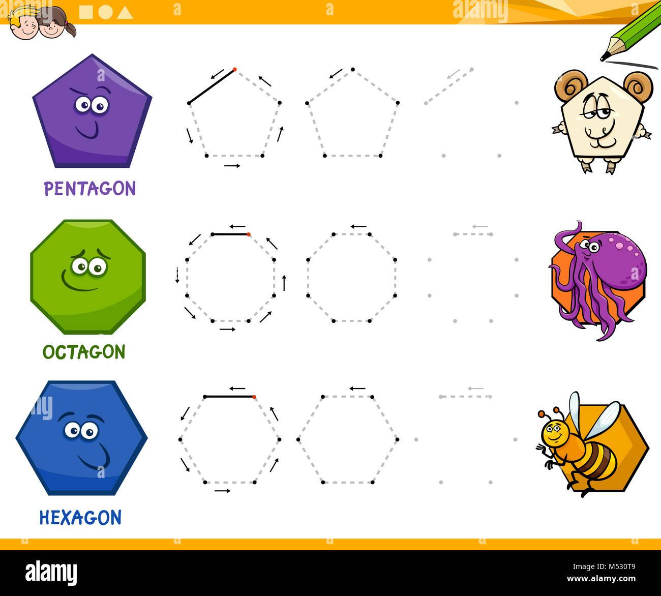 Octogon Worksheet