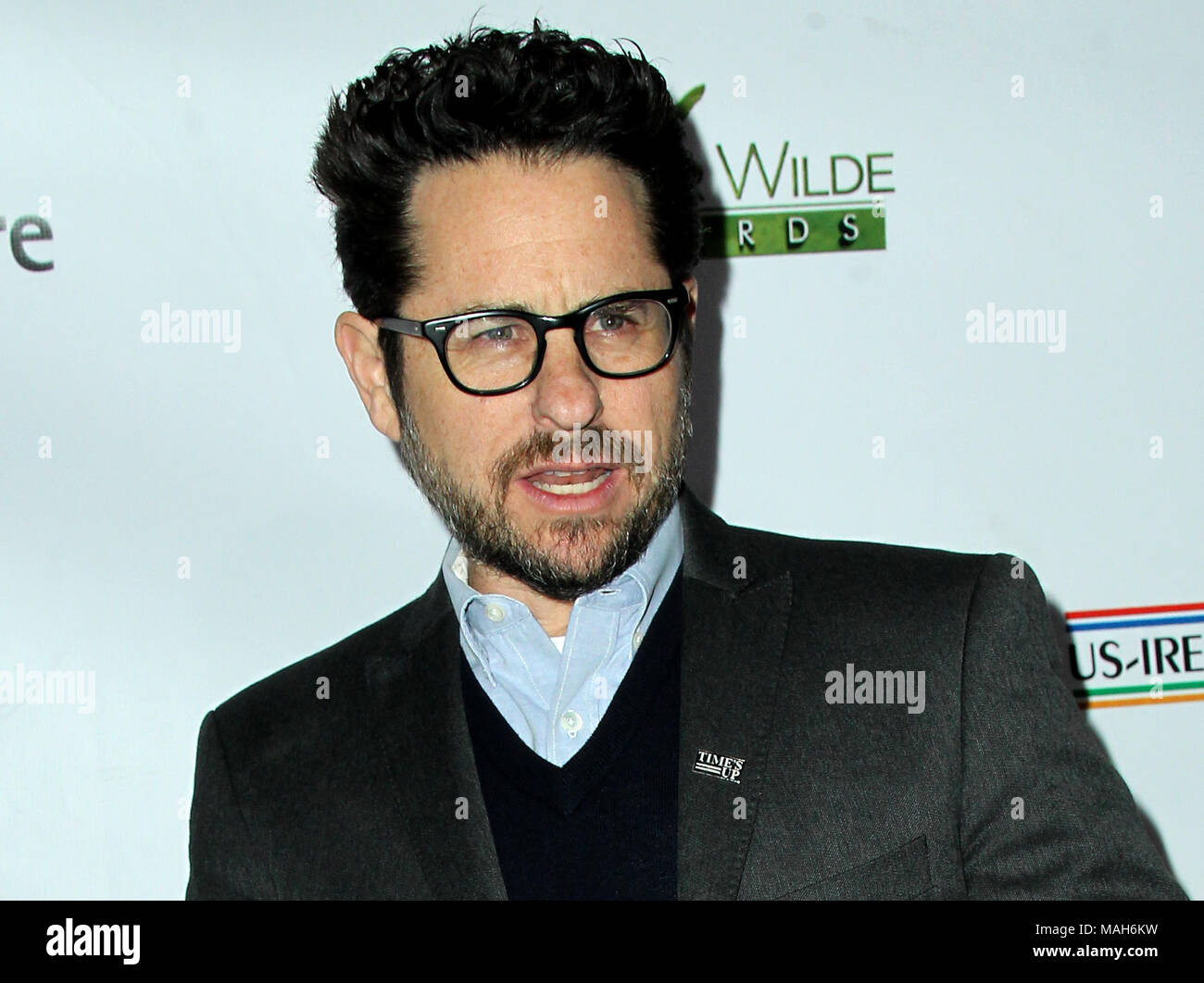 Held At Bad Robot Arrivals Featuring J J Abrams Where Los Angeles California United States When  Credit Adriana M Barraza Wenn Com