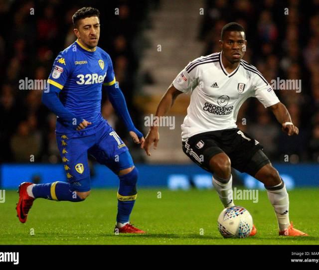 Floyd Ayite Of Fulham R